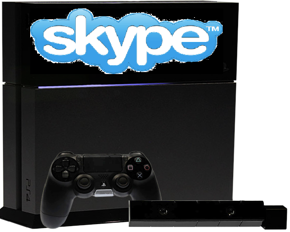 Skype is coming to Playstation 4